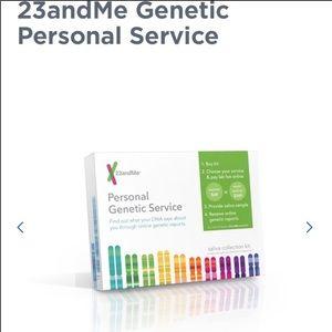 23andMe Generic Personal Service